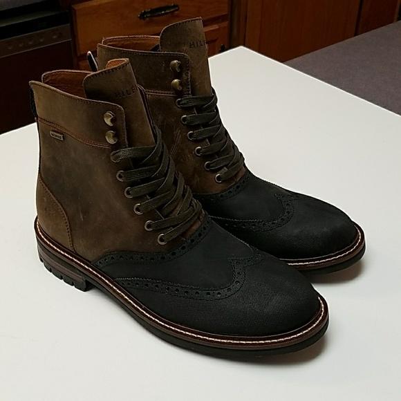 Tommy Hilfiger Mens Boots